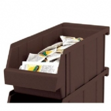 Dark Brown Versa Organizer Bin 5412CBP131