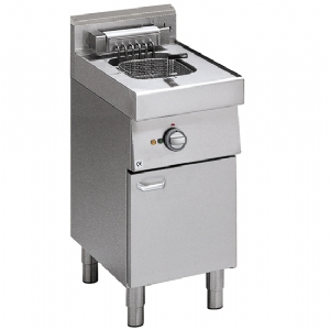 Electric fryer on closed cabinet, 10 litres 7040FRE10