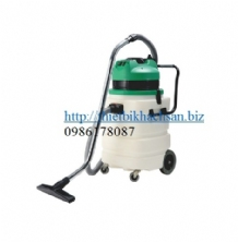 90-liter wet and dry vacuum cleaner with Italy motor(2000W 220V)(Plastic tank) AC-604
