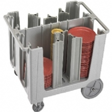 Gray, Adjustable Dish Caddy