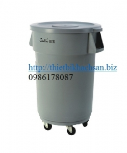 167LT ROUND DUSTBIN(INCLUDING BASE) B-101