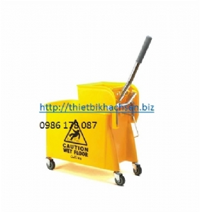 20LT SINGLE MOP TROLLEY B-038