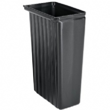 Gallon Black Trash Container