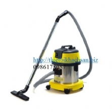 15L WET & DRY VACUUM CLEANER (S.S. tank)(220V 1000W) with Italy motor CH15N