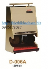 MÁY ĐÁNH GIÀY, Multi-functional shoe-polishing machine D-006A