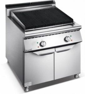 900 Electric Grill With Cabinet F9080ELC
