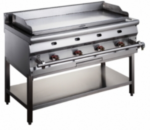 1200 Asian Gas Griddle With Stand FAGDC-1207S