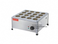 16-Hole Electric Red Bean Grill