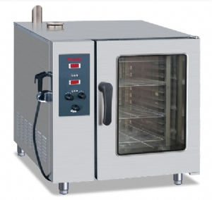 Ten-layer electronic universal steaming oven JO-E-E101S
