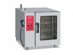 Ten-layer electronic universal steaming oven JO-E-E101