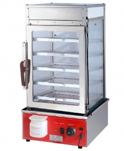 High performance food display steamer MME-500H-S