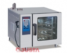 Six-layer touch screen universal steaming oven TE601BQ1