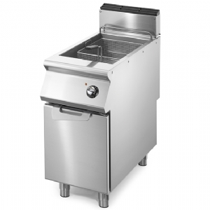 Electric fryer, capacity 1x 17 litres  VS7040FRE17X