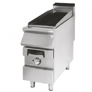 Gas grill, cooking zone in cast iron, meat/fish VS7040GRACQG