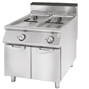 Electric fryer, capacity 2x 17 litres VS7080FRE17X