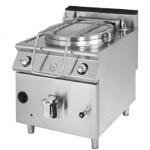 Electric boiling pan, indirect heating, capacity 50 litres VS7080PEI50
