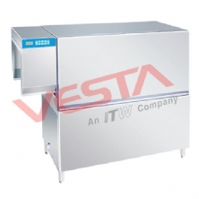 Conveyor Dishwasher(1 Tank With Double Rinsing Cycle)