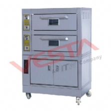 Electric Oven with Proofer and Fermentation Box