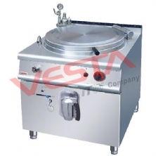 Gas Indirect Jacketed Boiling Pan