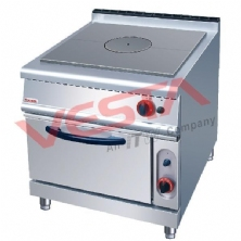 Gas Solid Tops With Gas Oven