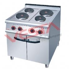 Electric 4-Plate Cooker With Cabinet ZH-TE-4