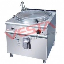 Electric Indirect Jacketed Boiling Pan